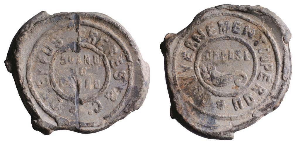 Engrais: Dreyfus frères, guano du Pérou D543810