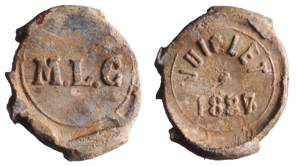 Plomb ML // 1898 D712910