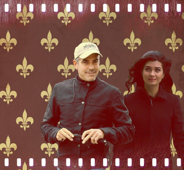 George Clooney and Tuba Buyukustun Photoshopped Pictures - Page 3 Picsar12