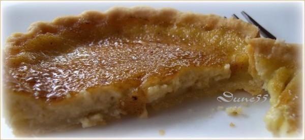 Tartelettes au café, façon crème brûlée 15122410