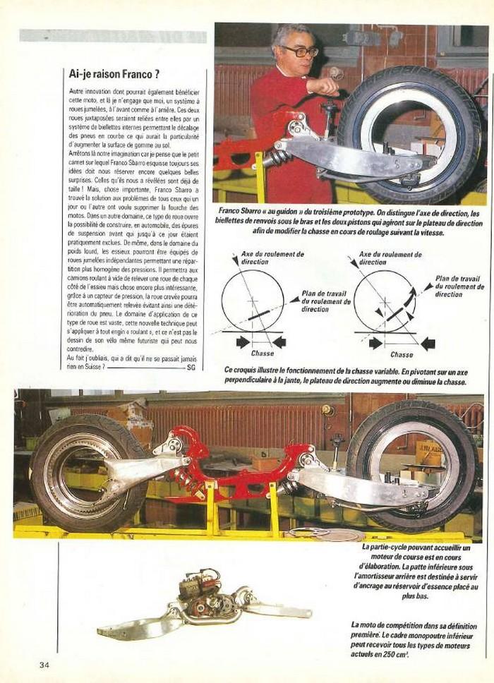 Sbarro , le magicien et sa roue sans moyeu Sbarro10