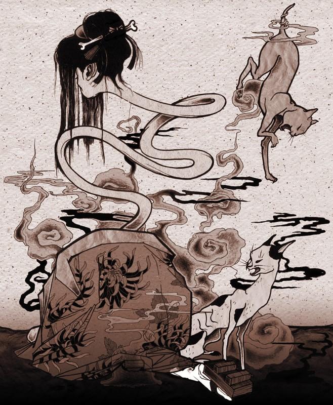 [Légende urbaine] Rokurokubi Rokuro10