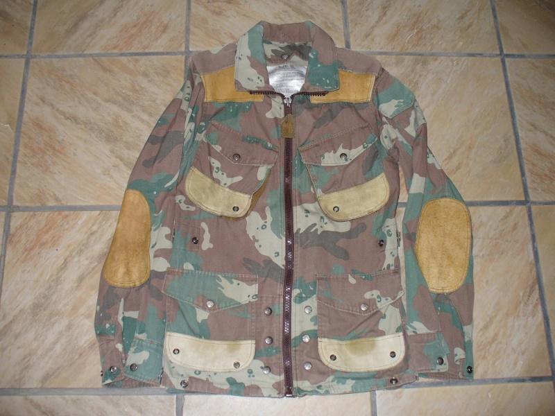 Slangvel SADF Para Smock P1060510