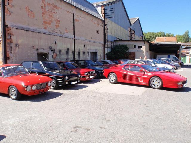 Mon club & garage! 61326410