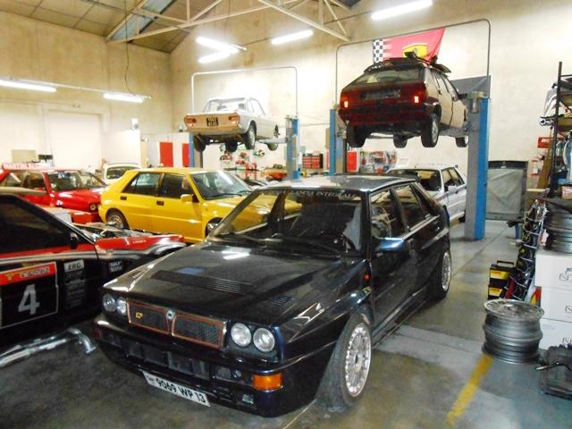 Mon club & garage! Dscn1510