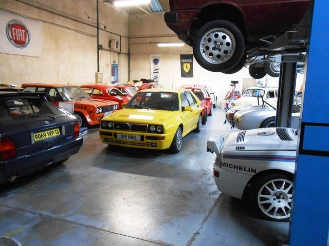 Mon club & garage! Dscn1511