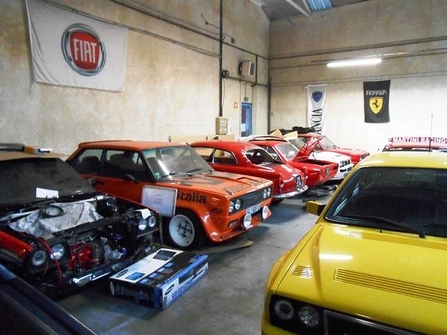 Mon club & garage! Dscn1514