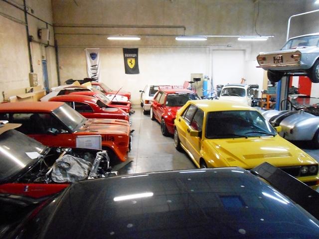 Mon club & garage! Dscn1520