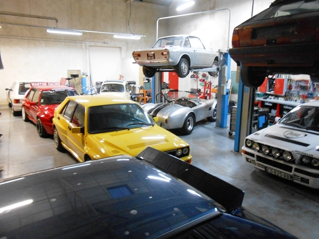 Mon club & garage! Dscn1523