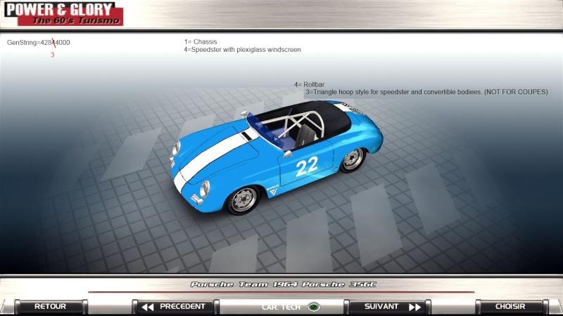 Porsche 356 E Production release. 411