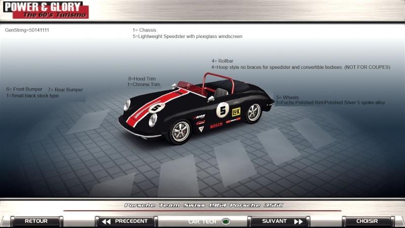Porsche 356 E Production release. 510