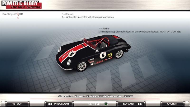 Porsche 356 E Production release. 511