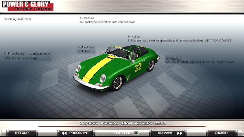 Porsche 356 E Production release. 610