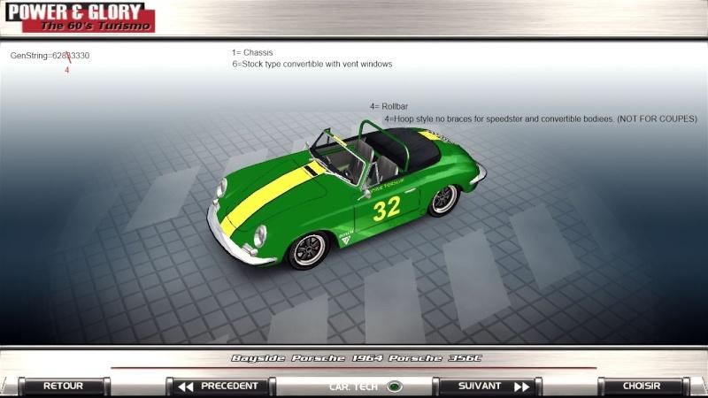 Porsche 356 E Production release. 611