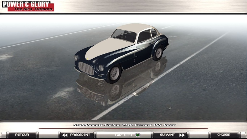 Ferrari 166 Inter now released - Page 2 Screen42