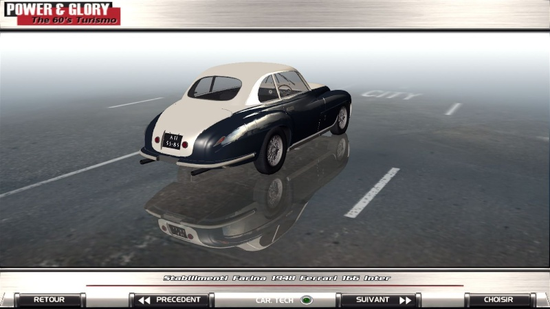 Ferrari 166 Inter now released - Page 2 Screen43