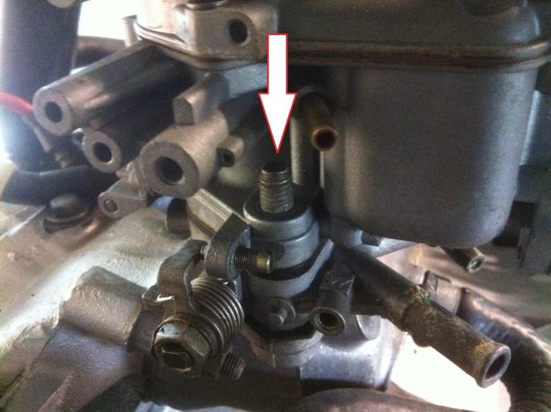 refection des carburateurs weber35IBSH pour samba 80HP - Page 2 02413