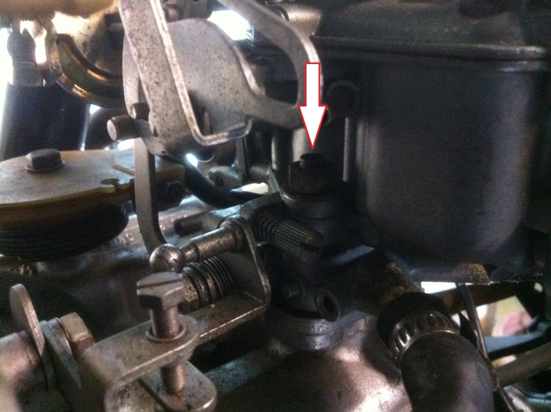 refection des carburateurs weber35IBSH pour samba 80HP - Page 2 02611