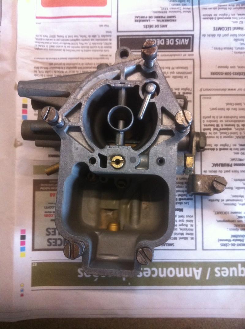 refection des carburateurs weber35IBSH pour samba 80HP - Page 2 03410