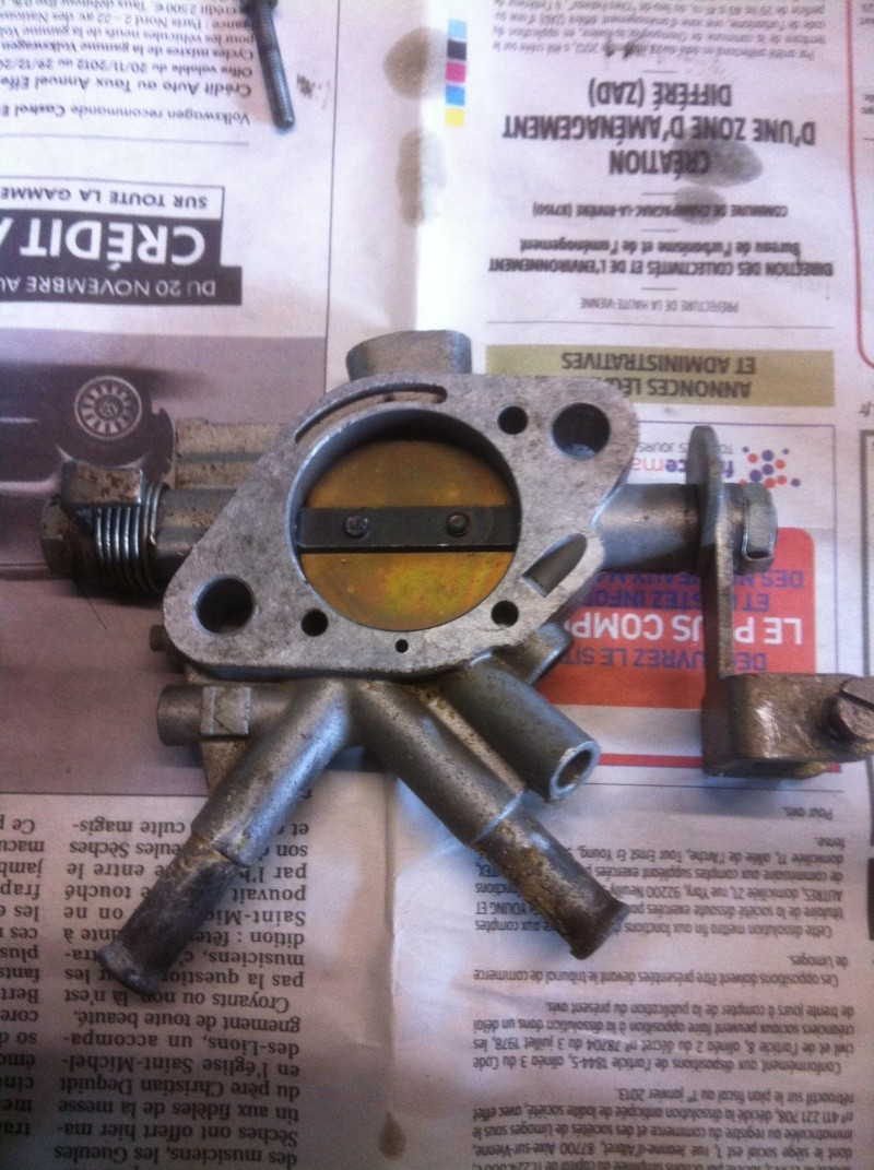refection des carburateurs weber35IBSH pour samba 80HP - Page 2 03710