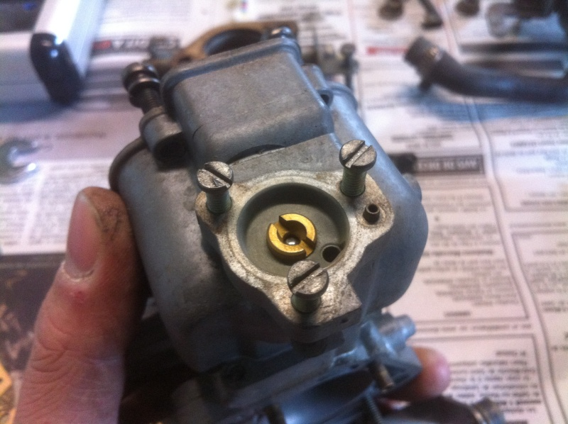 refection des carburateurs weber35IBSH pour samba 80HP - Page 2 04210