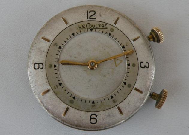 Rénovation Memovox 1957 cal.814 Cadran10