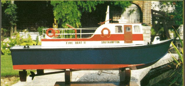 Fireboat II Firebo10