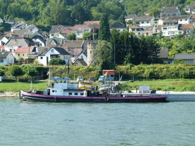 Shipping on the Rhine & Danube P1000916