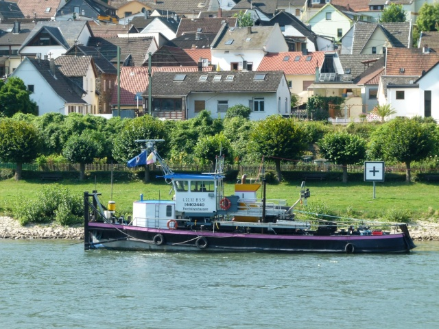 Shipping on the Rhine & Danube P1000917