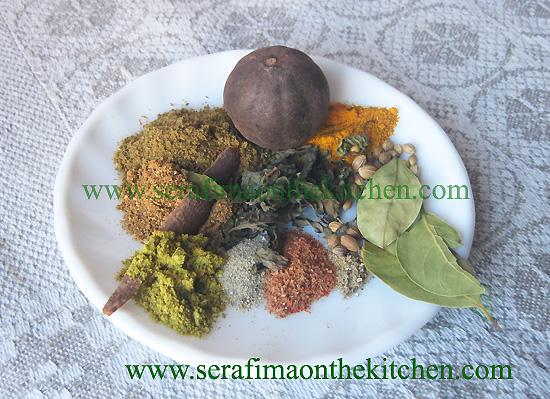Бирияни с курицей. Арабская кухня Img_1611