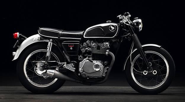 léché et bien classe ce CB Honda-10