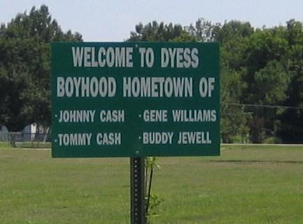 Johnny Cash.  Sign_d10