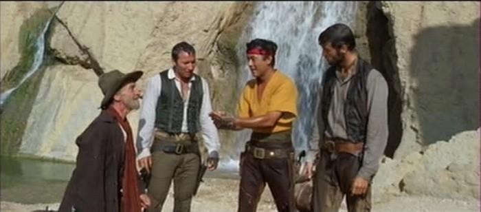 Trois pistolets contre César - Tre Pistole contro Cesare - 1966 - Enzo Peri Vlcsna17