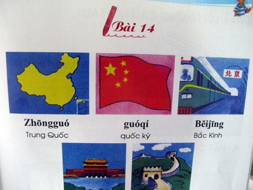 Sao cổng trường cắm cờ Trung Quốc? Sachtr10
