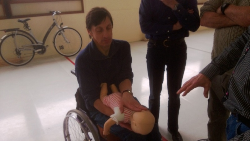 """Stage """"premiers secours"""" 0610"""