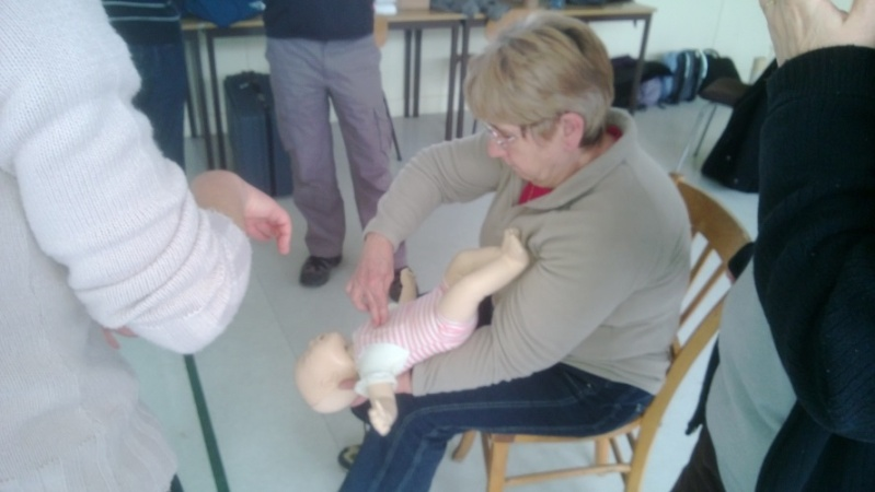 """Stage """"premiers secours"""" 0710"""