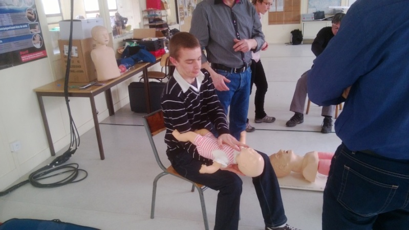 """Stage """"premiers secours"""" 1010"""