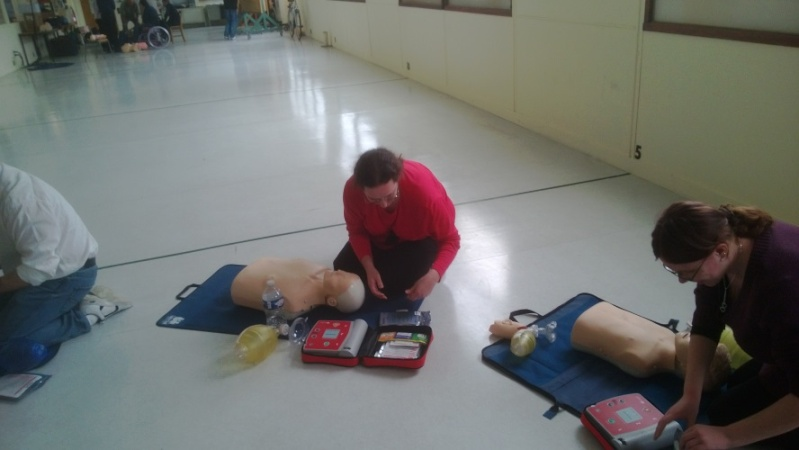 """Stage """"premiers secours"""" 1310"""