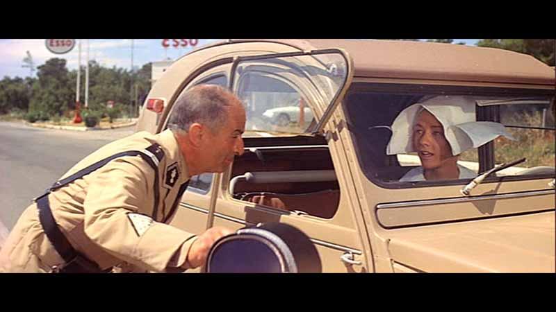 ma dedeuche et Citroën Gendar10