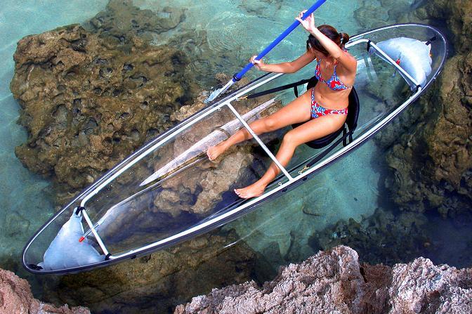 Canoe transparent... Moloki10