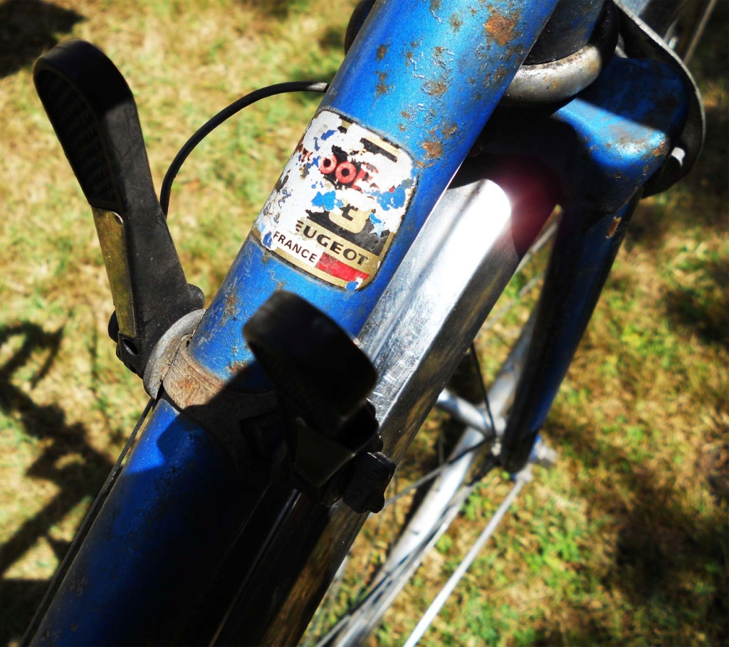 Vélo Peugeot PH 8? 410
