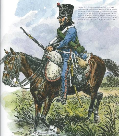 Hussards du 1er Empire Ca10