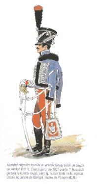 Hussards du 1er Empire Cap10