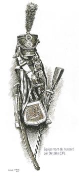 Hussards du 1er Empire Capt10
