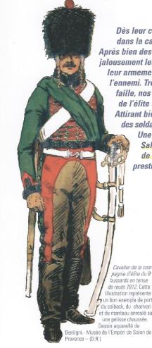 Hussards du 1er Empire Capt110