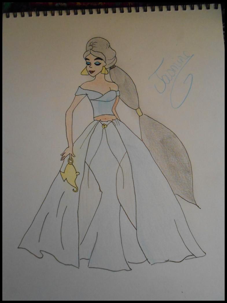 Le petit monde de DisneyParis - Page 10 Jasmin11