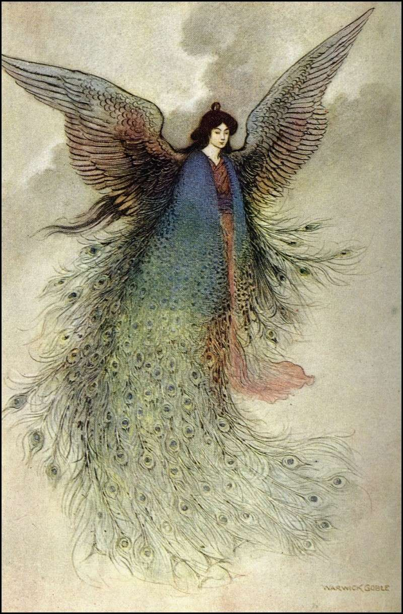 WARWICK GOBLE (1862-1943) 04them10