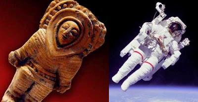 OOPArt, théorie des anciens astronautes, etc ... Ancien10
