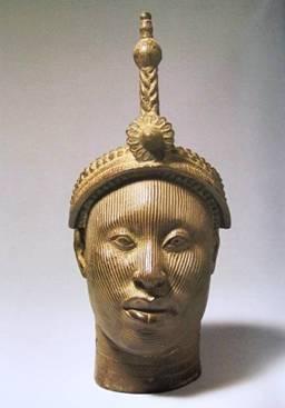 LES VISAGES DES STATUES D'IFÉ (NIGÉRIA) Image011