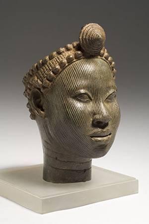 LES VISAGES DES STATUES D'IFÉ (NIGÉRIA) Image012